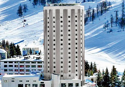 The Grand Hotel Sestriere