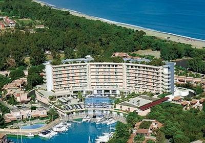 Hotel Villa Rosa Reviews