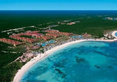 Barcel maya grand resort recensioni di qvillaggi for Villaggi vacanze barcellona