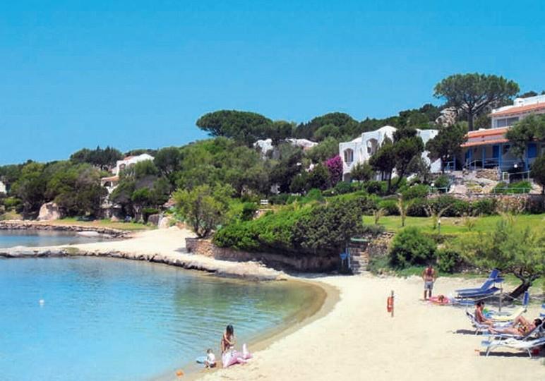 Park hotel resort baia sardinia recensioni di qvillaggi for Villaggio turistico sardegna