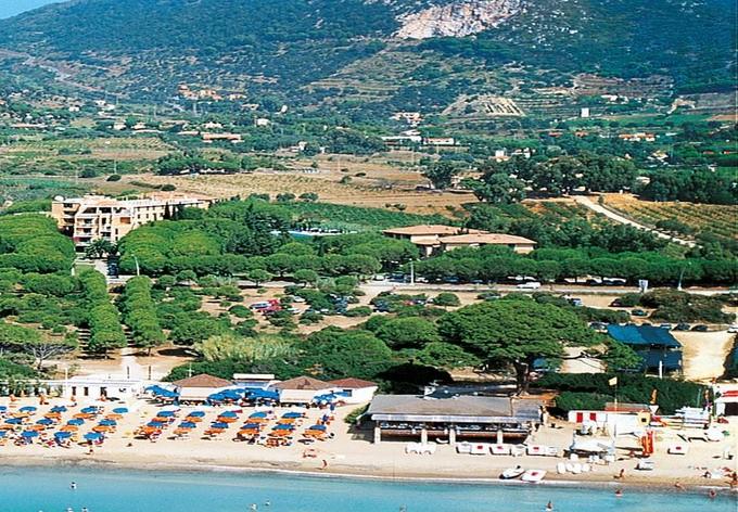 Hotel Uappala Lacona Isola D Elba