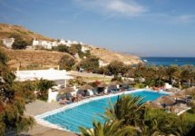 Aphrodite Beach Mykonos